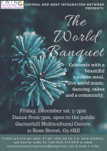 The World Banquet poster